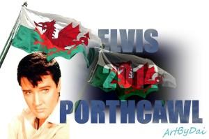 Elvis 2014 Porthcaw 30x20