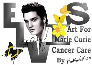 Elvis Face MC butterflies