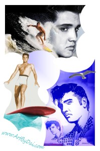 Elvis Jemma Collage