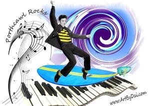 Elvis Porthcawl Rocks Best