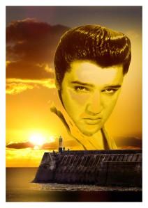 Elvis Sunset