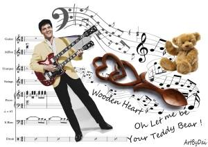 Elvis Wooden
