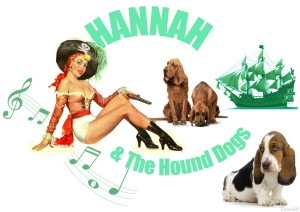 Hannah and the Hound Dogs 3